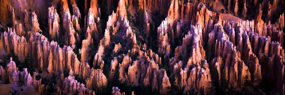Fine Art Print | Bryce Canyon Pastel Colored Hoodoos