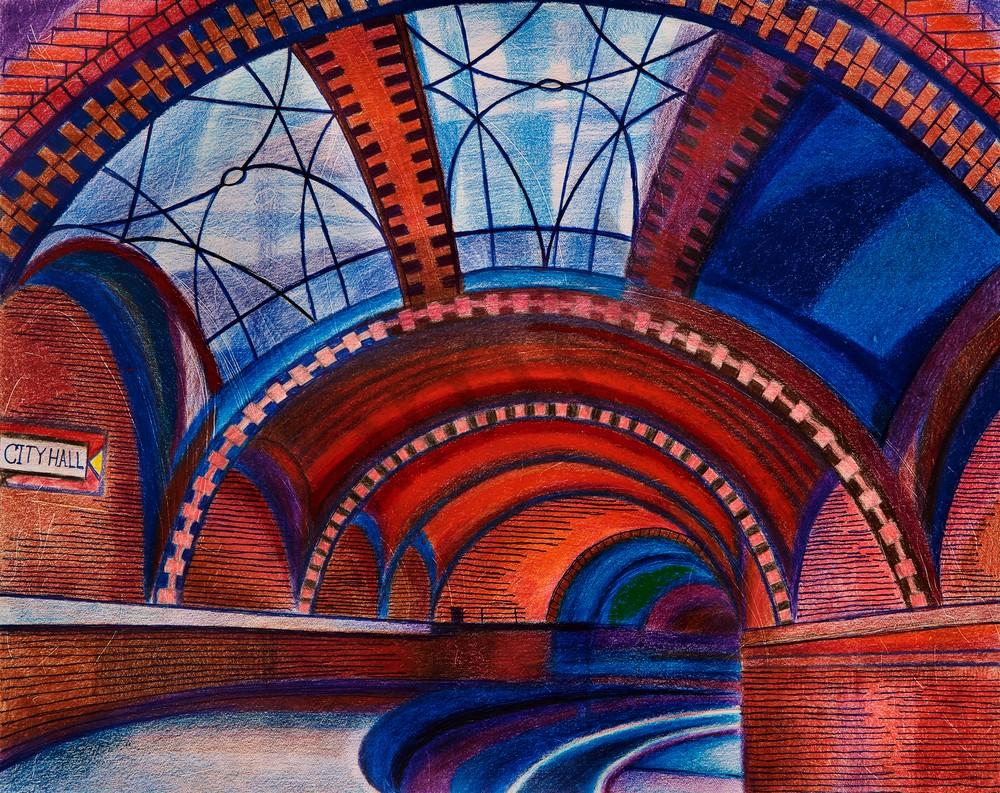 The Underground Tour of Manhattan's first Subway Station