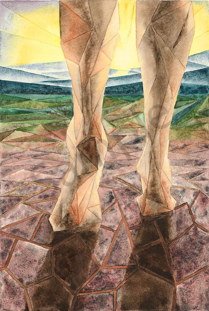 """""""Eremos"""" fine art print by Matthew Campbell."""