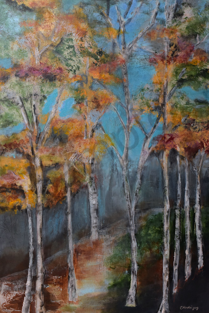 Into The Forest Art | Connie Rodriguez Fine Art