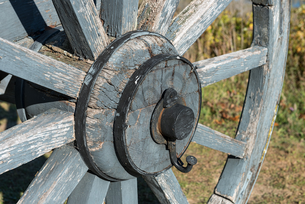 Photography By Festine Revolutionary War Wheel