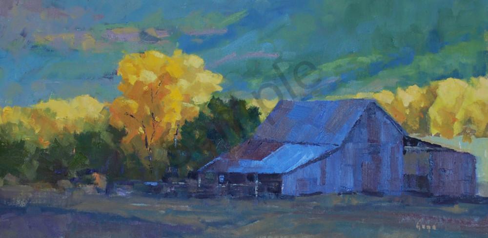 South Fork Sunrise Art | Gary Gore