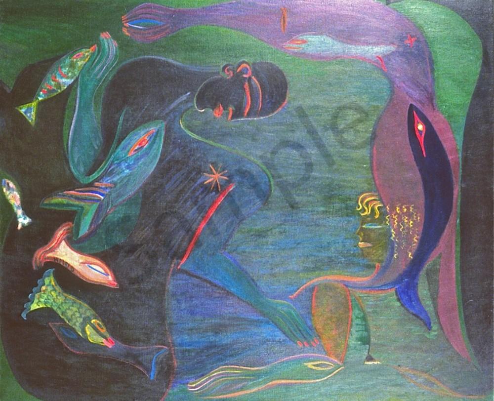 The Merman Art | Art Design & Inspiration Gallery