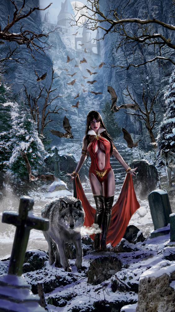 Vampirella 76