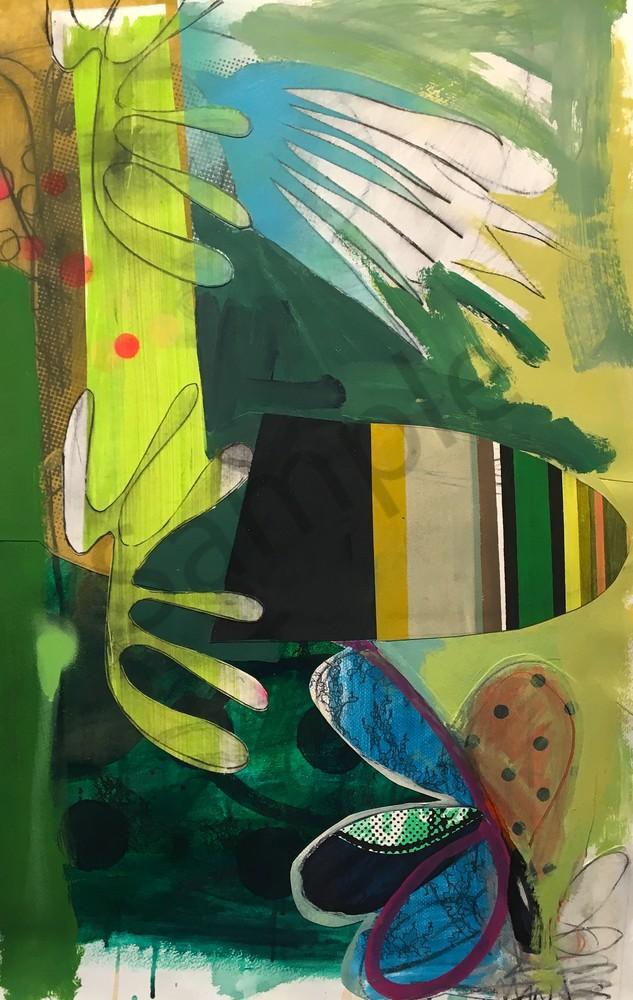 The Big Time 2 32x22 Art | sheldongreenberg