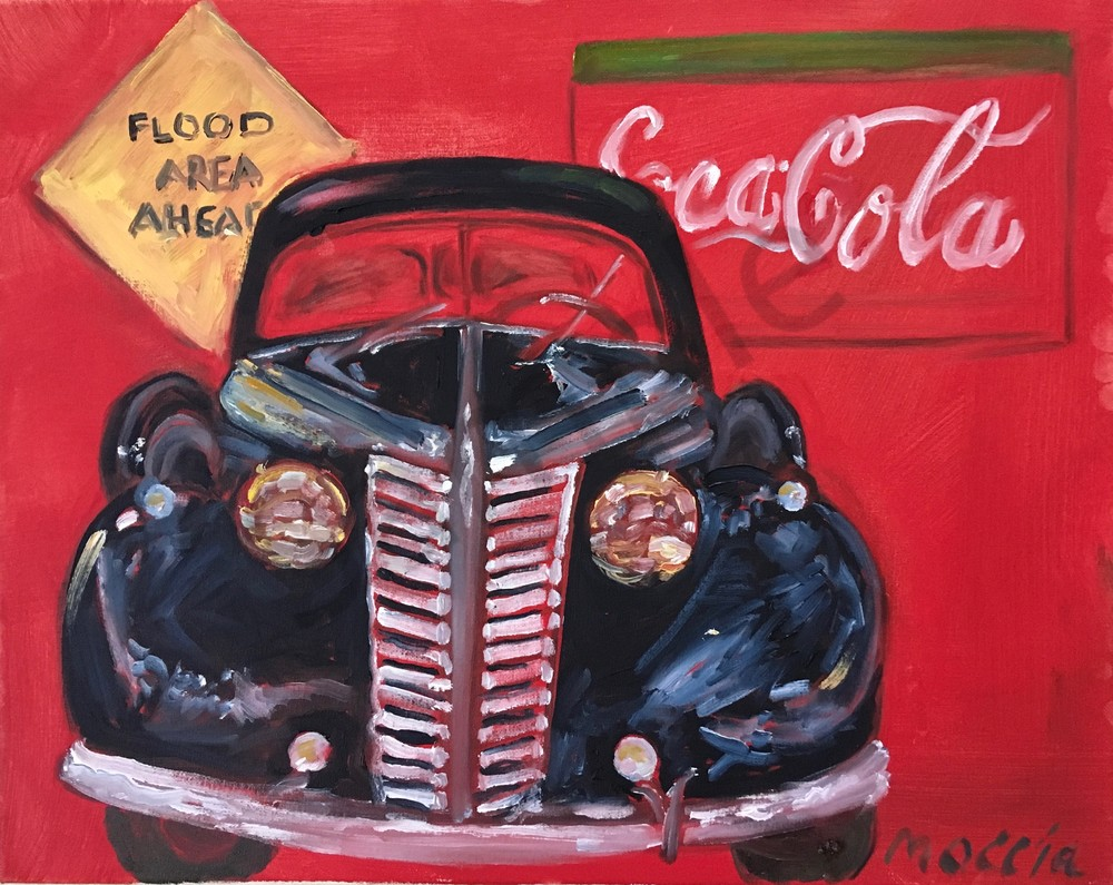 The 1938 Buick Art | Wild Ponies creations