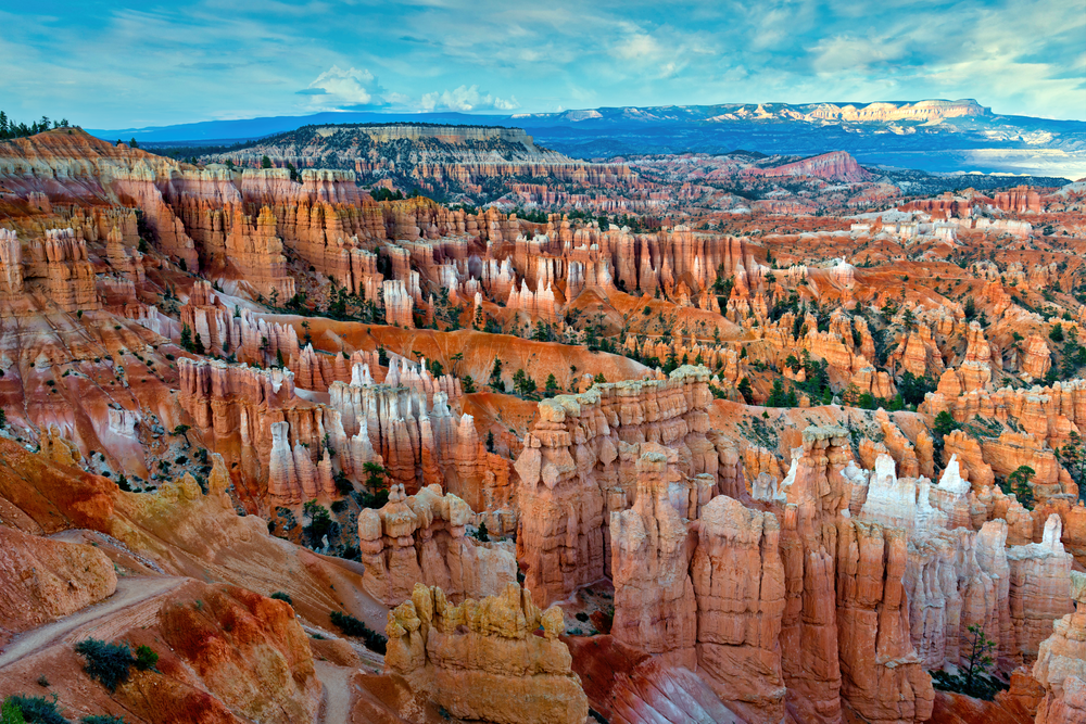 Art Print Bryce Canyon National Park Utah Sunset Point