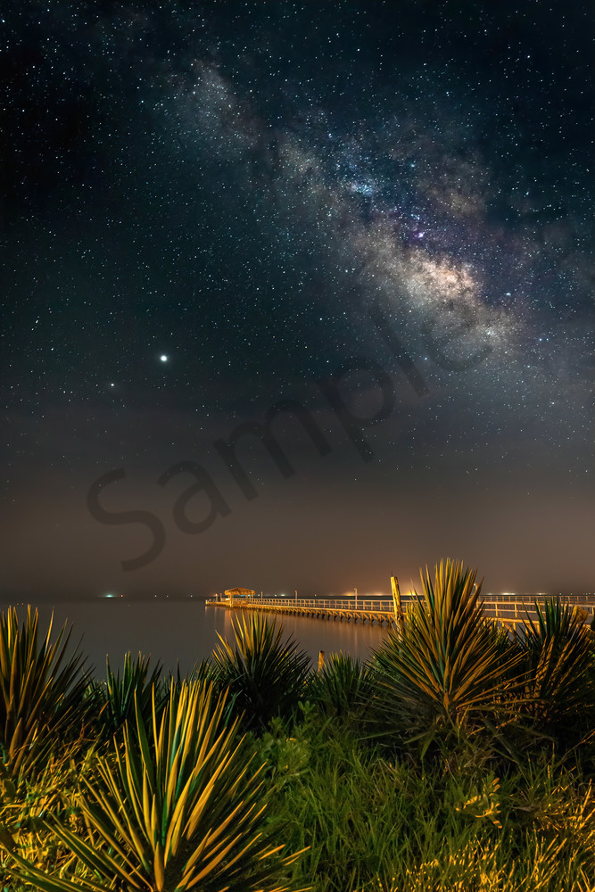Rockport Milky Way 2 Photography Art   John Martell Photography