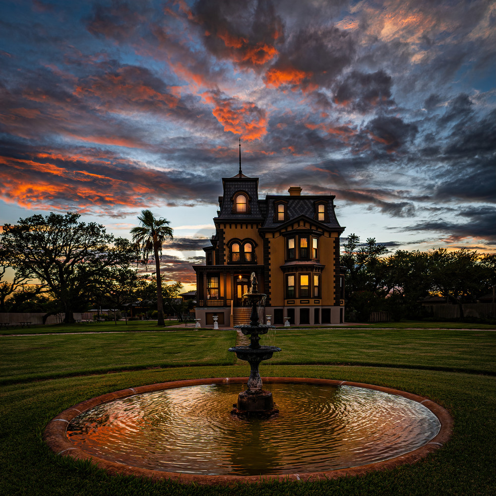Mansion Magic Photography Art | John Martell Photography