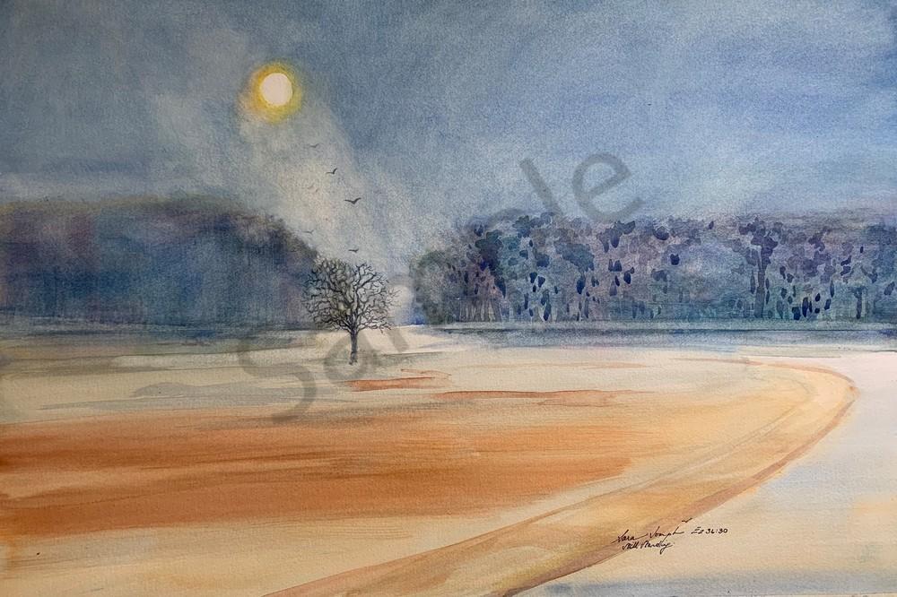 """Still Standing"" by Texas Artist Sara Joseph | Prophetics Gallery"