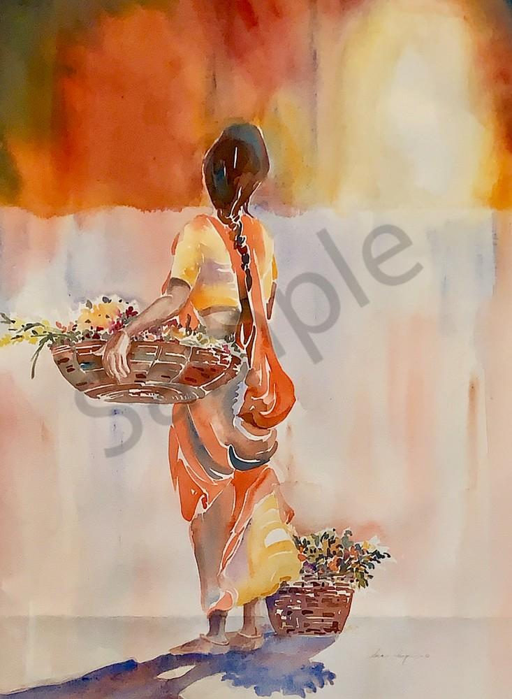 """The Beckoning"" by Texas Artist Sara Joseph | Prophetics Gallery"