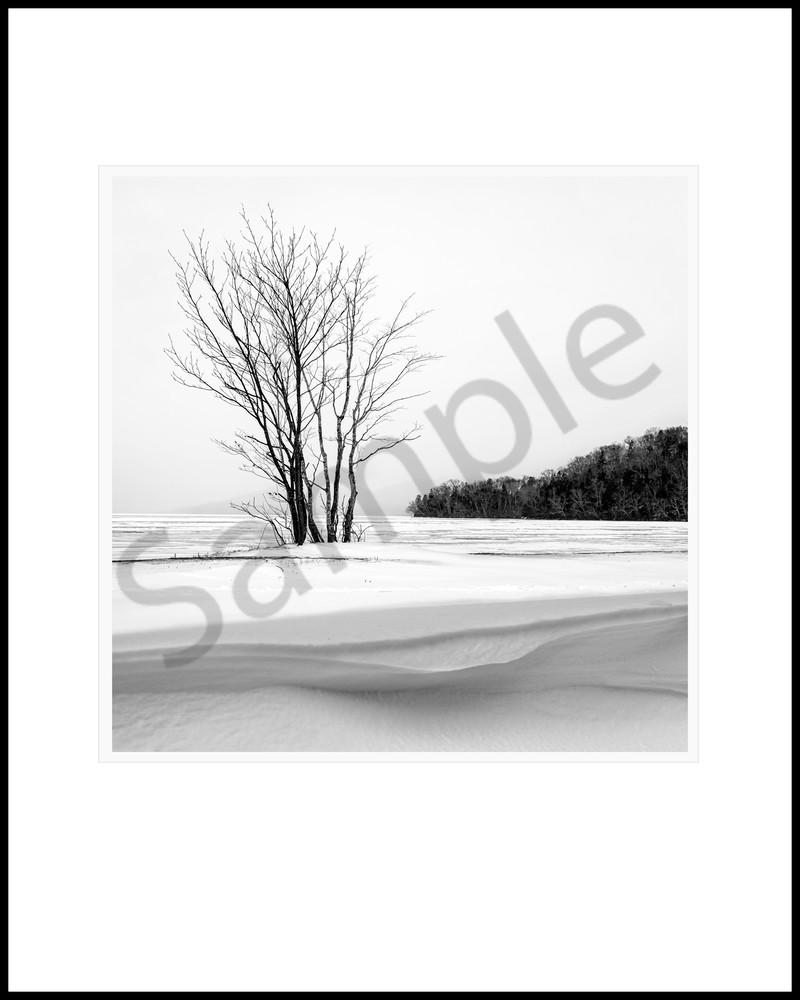 Snow Drift Art | Roy Fraser Photographer