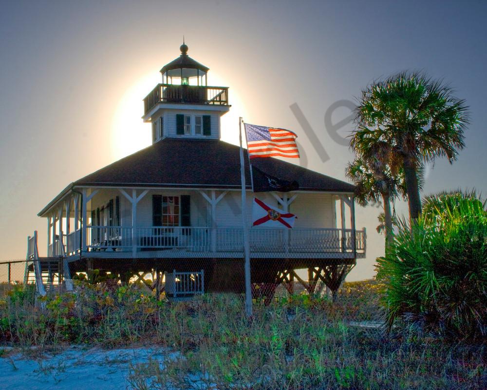 Boca Grande Light House Photography Art   It's Your World - Enjoy!