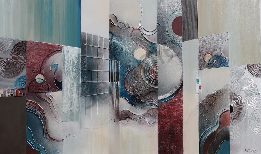 Time Travel  Art | John Blowers Art