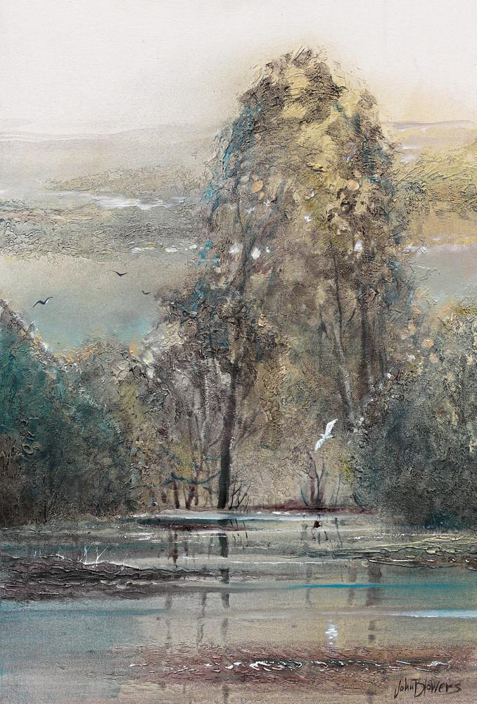 Morning Vista Series 1  Art | John Blowers Art