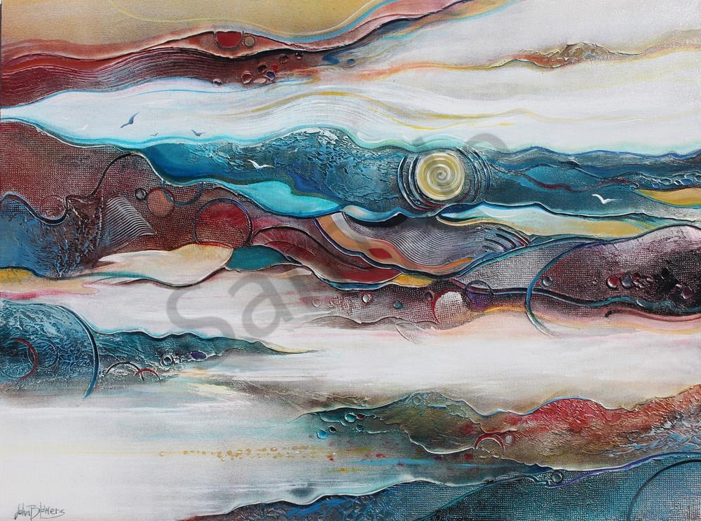 Seascape 2 Art   John Blowers Art