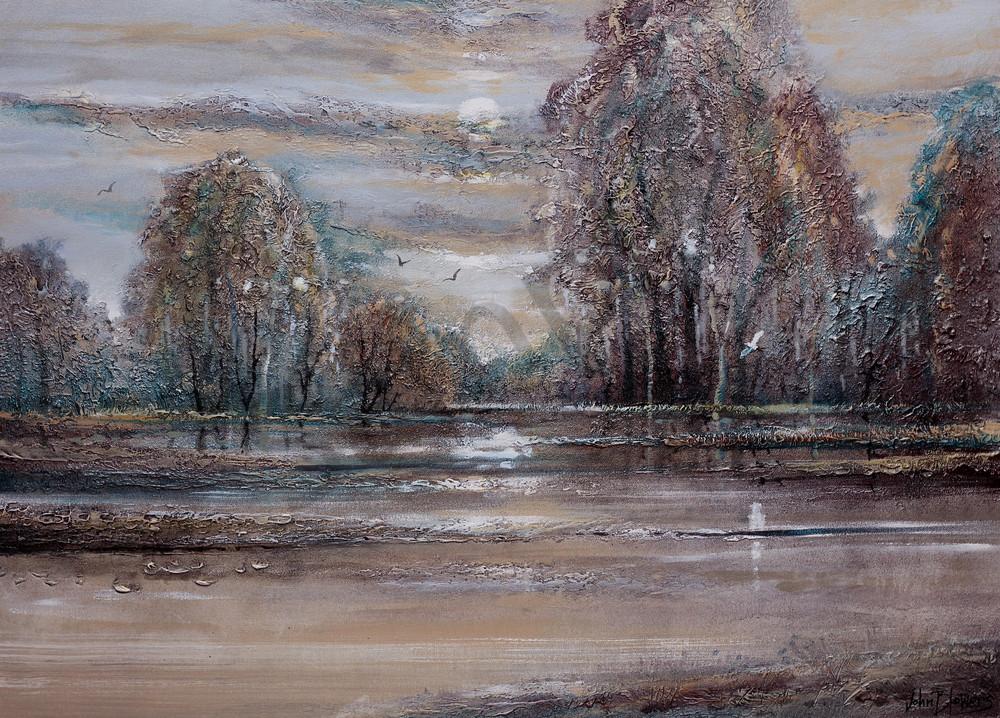 Peaceful Reflections  Art | John Blowers Art