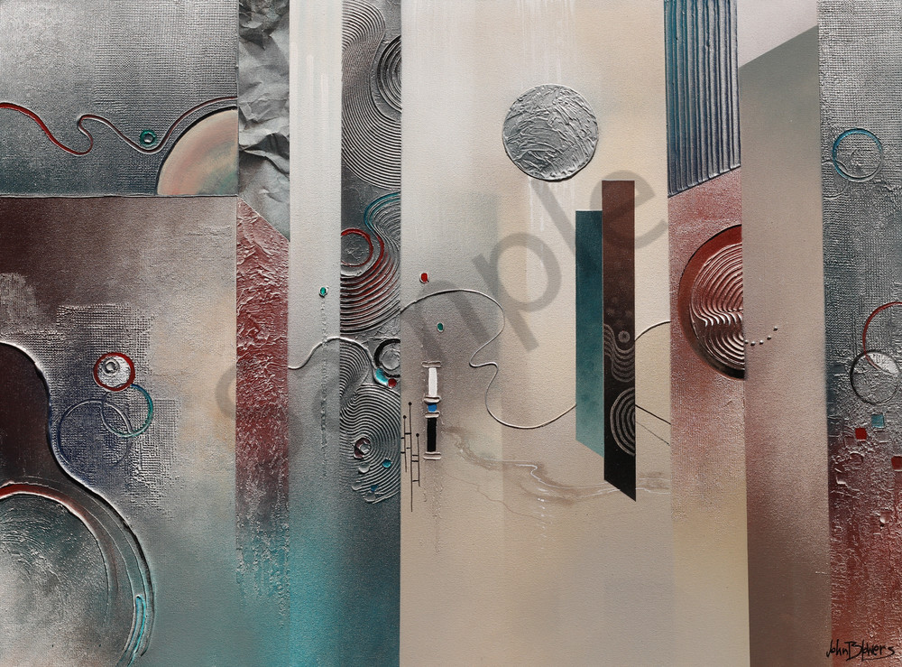 Time Passages Art   John Blowers Art