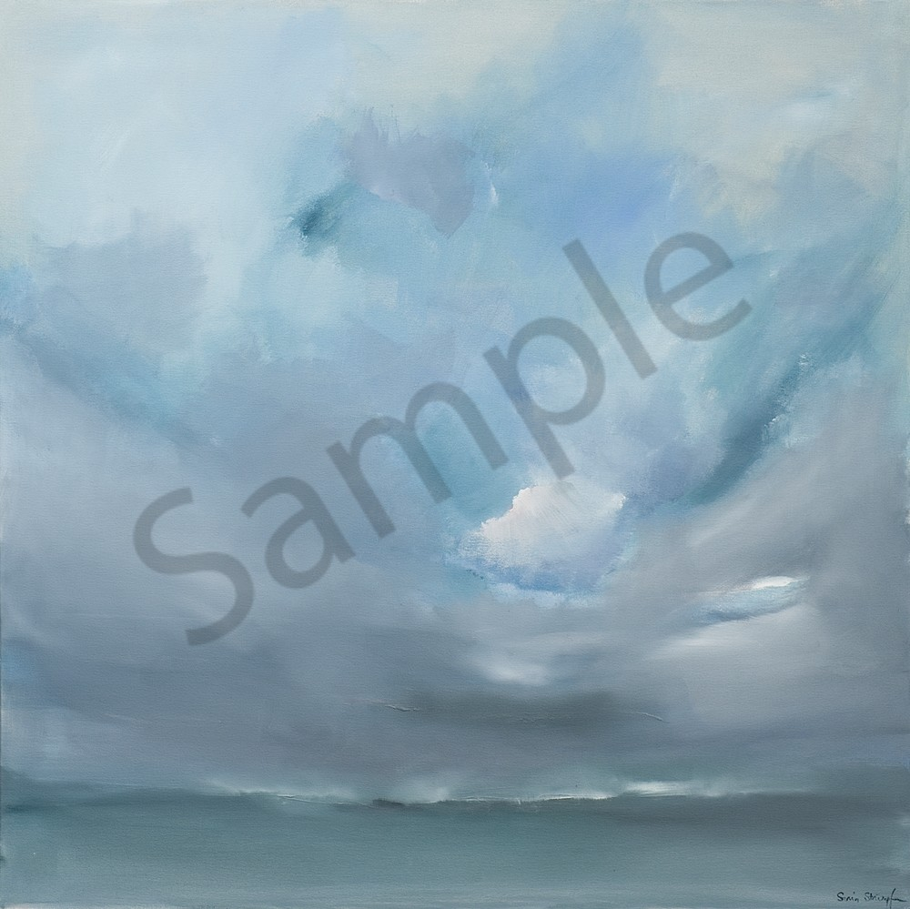 """""""Seascape"""" by South African Artist Sonia Strumpfer   Prophetics Gallery"""