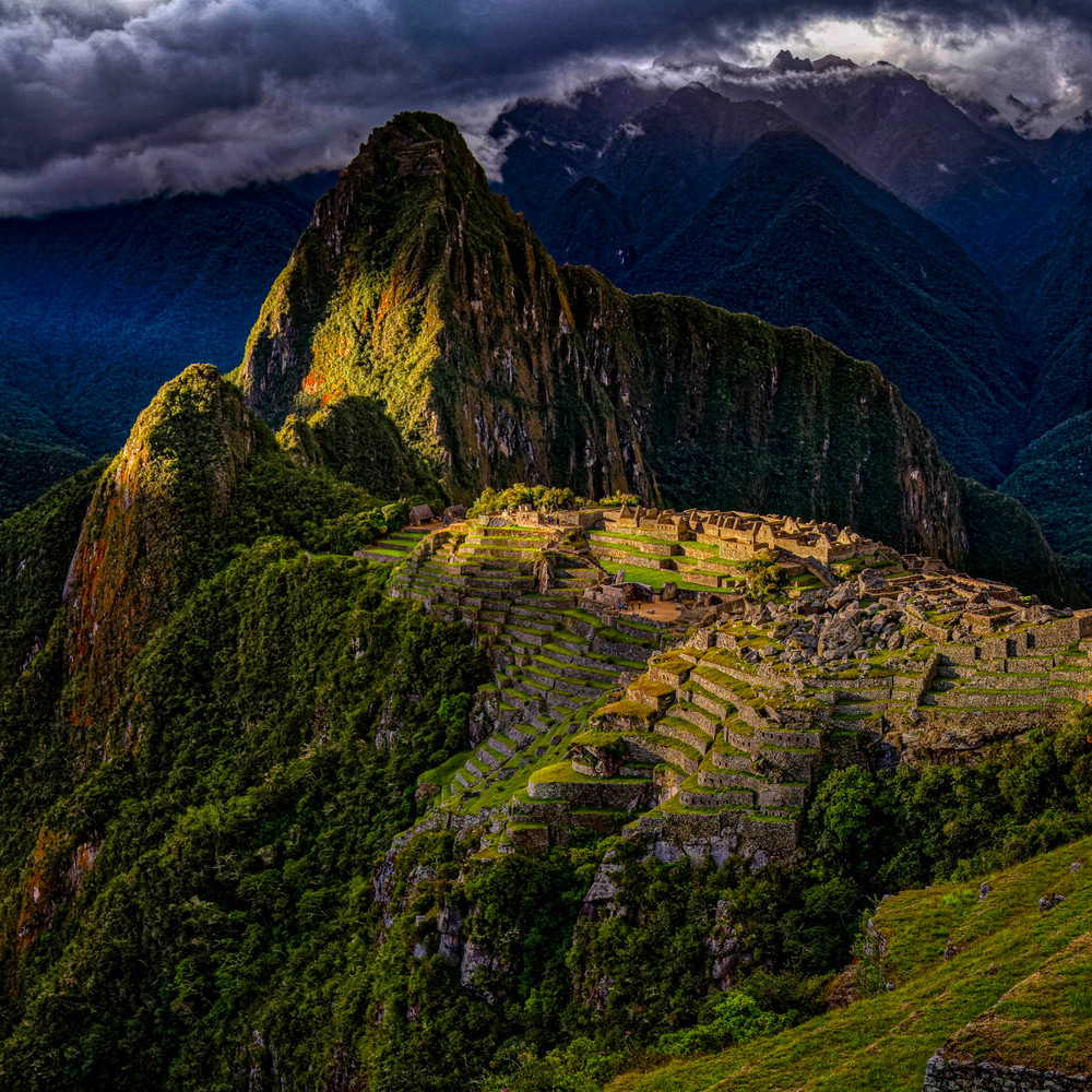 Machu Picchu Sunset Photography Art | FocusPro Services, Inc.