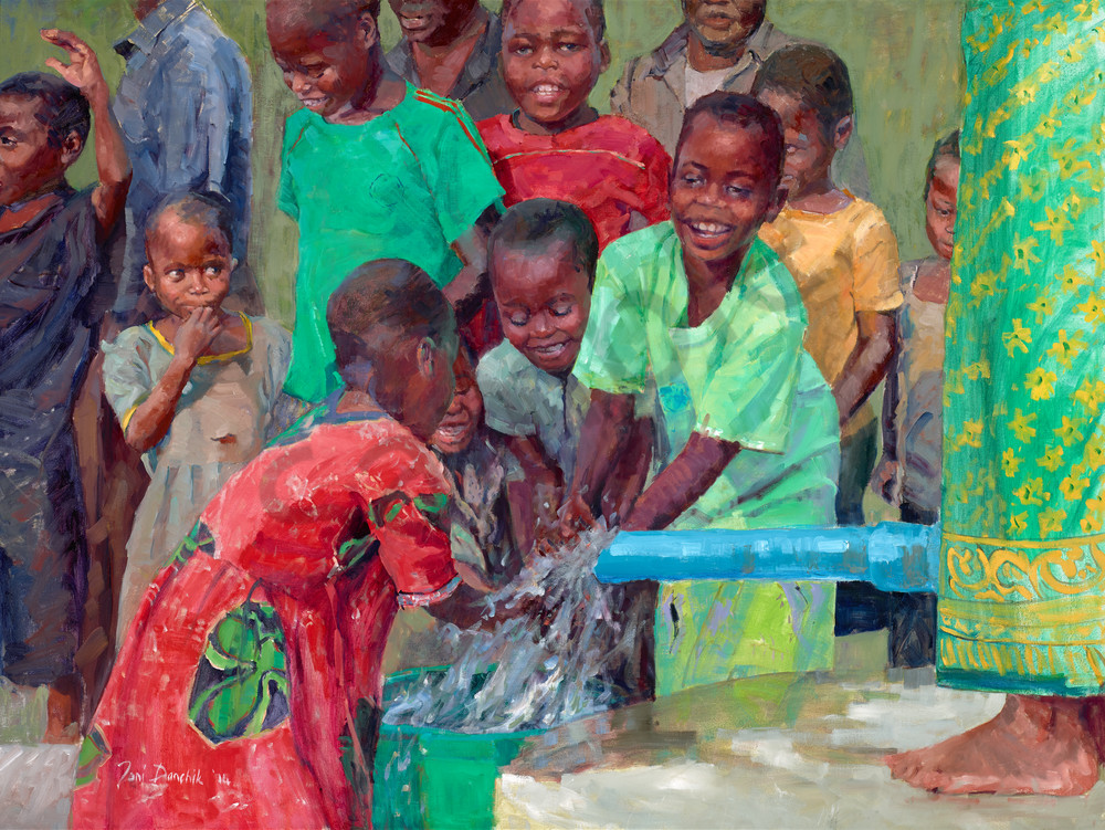 Joys of Fresh Water