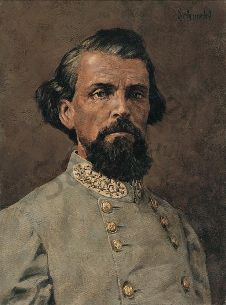 Nathan Bedford Forrest Art | Bradley Schmehl Fine Arts