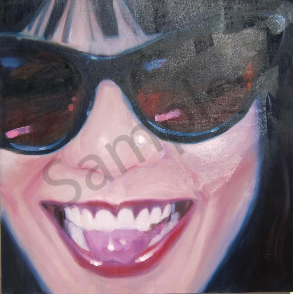 Funny Face Art | sheldongreenberg