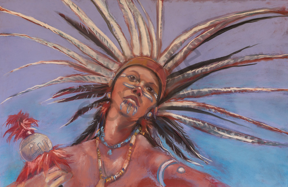 Kelly Bandalos / Mayan Dancer