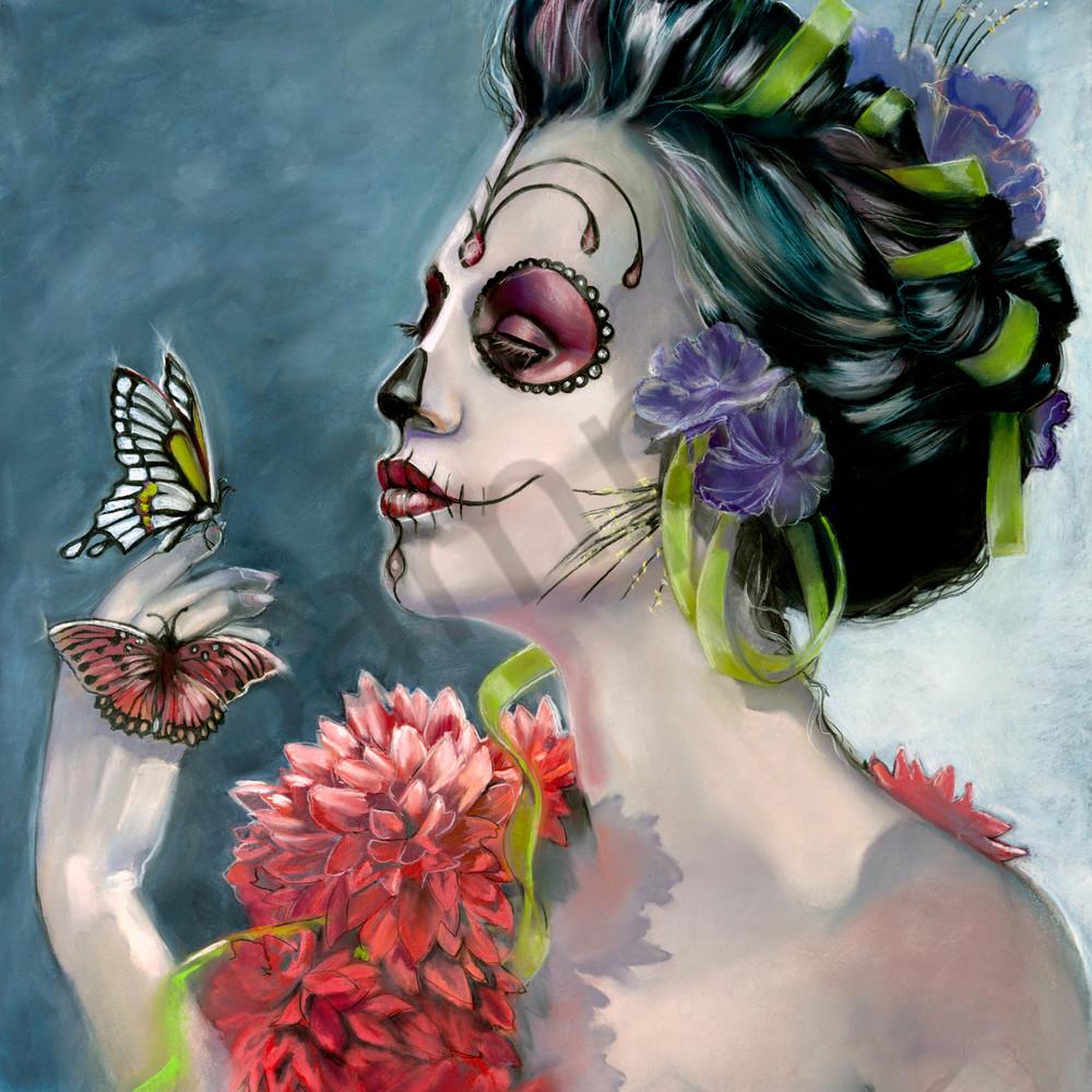 Kelly Bandalos / Monarch Catrina