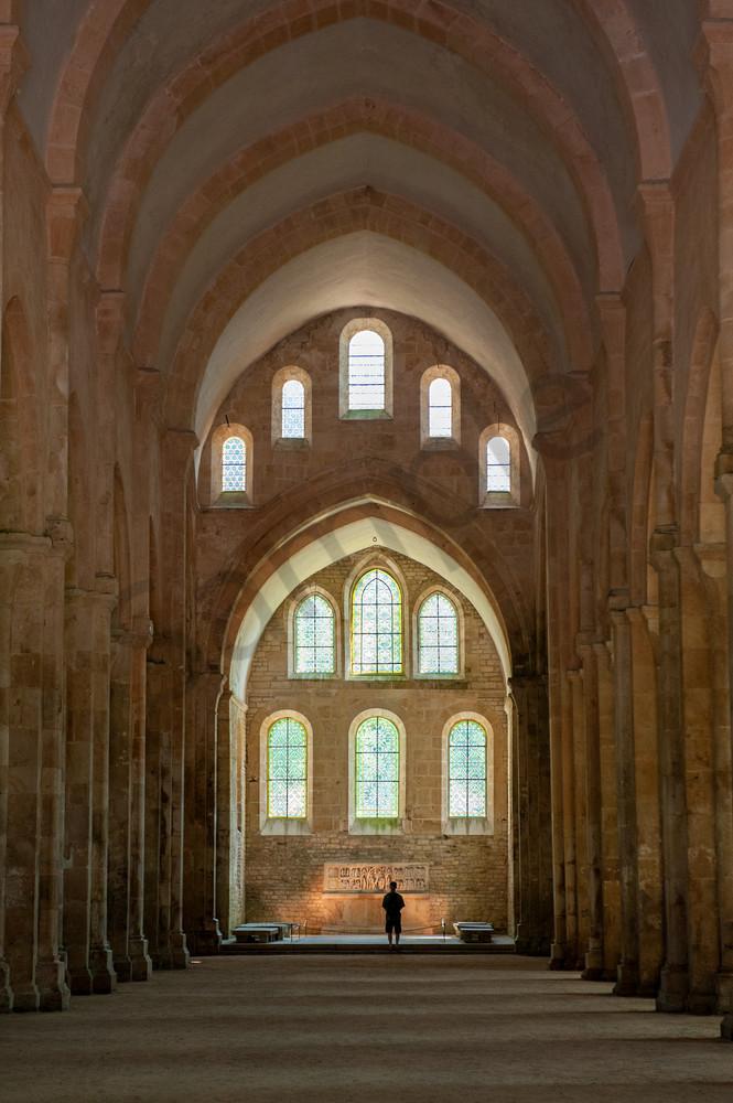 Abbey Fontenay Fr 1 Photography Art | Kim Bova Photography