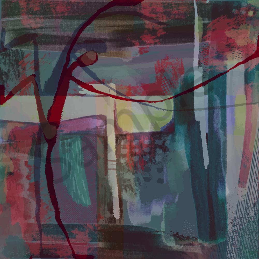 Stream Of Consciousness 4 Art | Davida Fernandez Studio