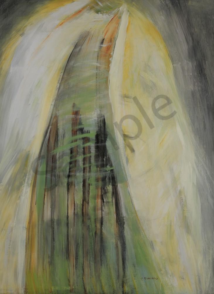 Paternal Guardian  Art | Jennifer Ewing