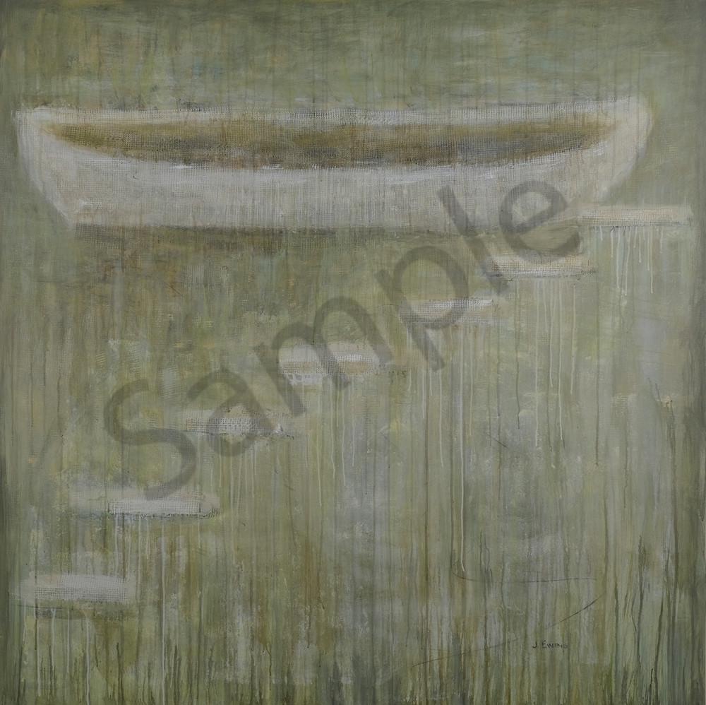 Whisper Rain  Art   Jennifer Ewing