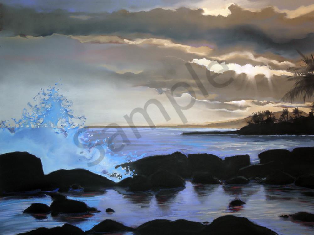 Kelly Bandalos / Poipu Sunset