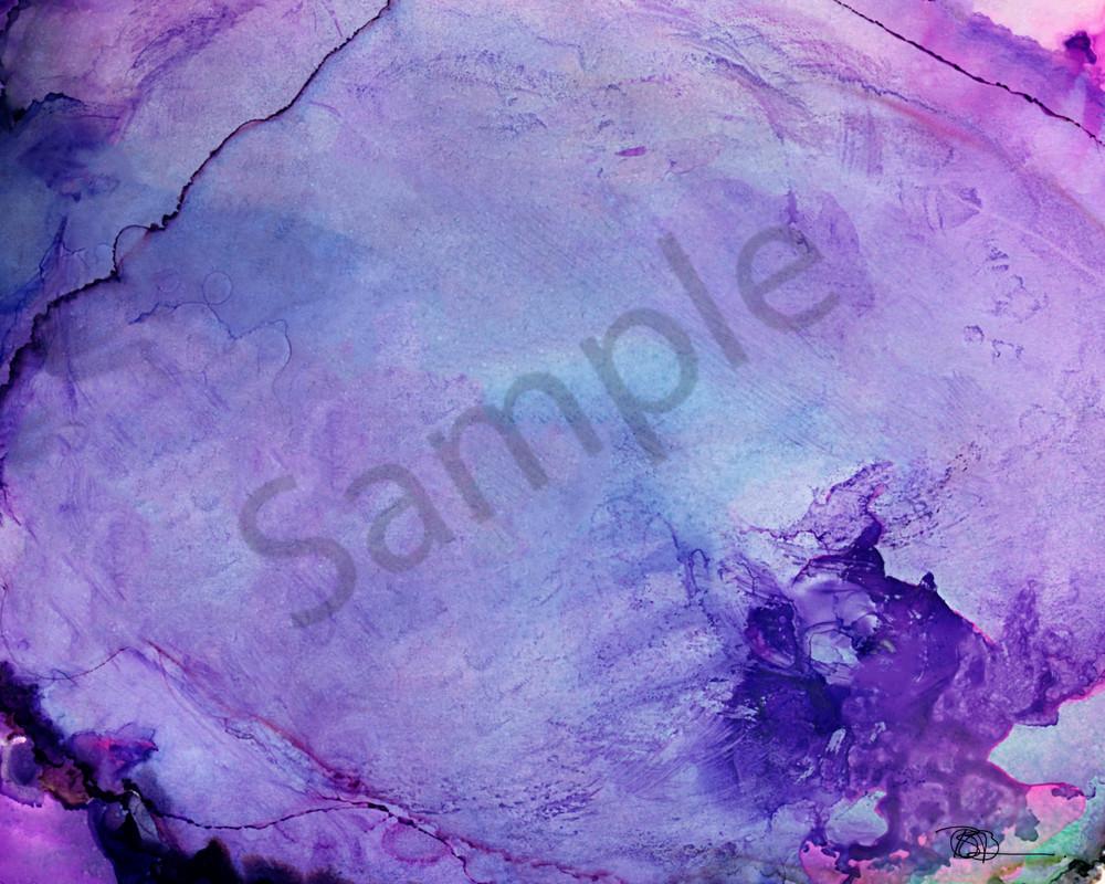 Purple Heart 2016 Art | Barbara Bell Fine Art
