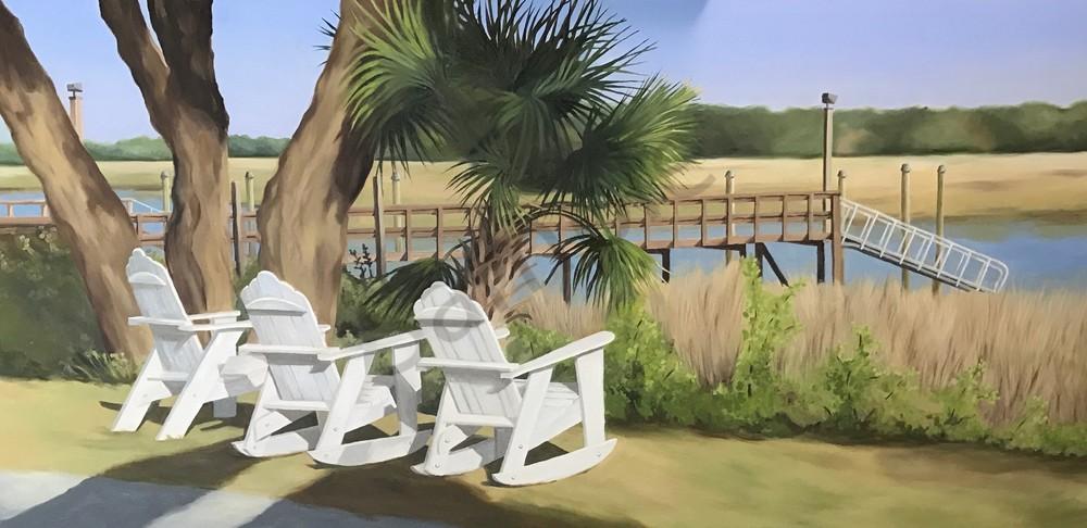Marshview Art   Suzanne Aulds Studio