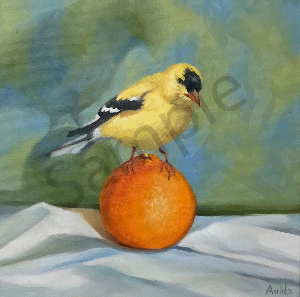 Goldfinch Art   Suzanne Aulds Studio
