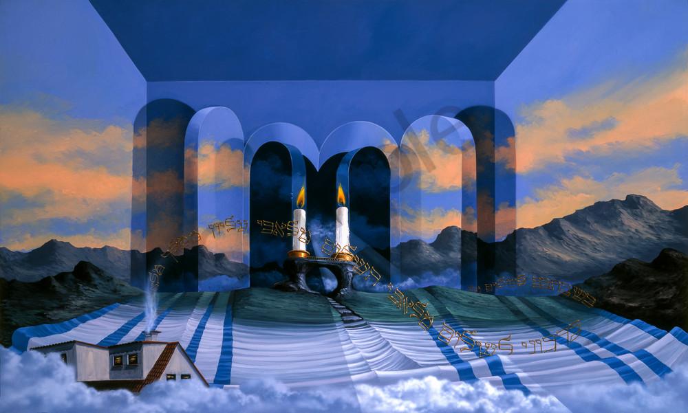 Barchuni Leshalom Art   Moshe Volcovich
