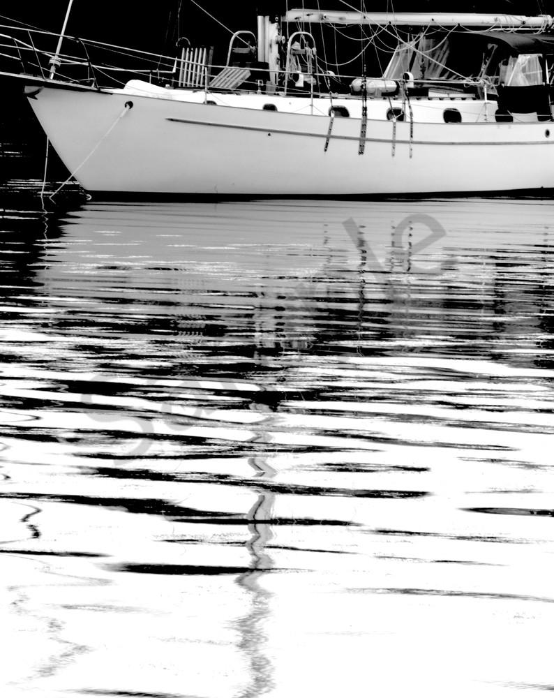 Sailboat Photography Art | CLAUDIA LARRAIN