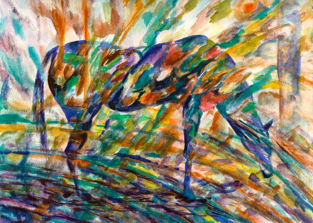 Horse Spirit Art | Marisela Bracho