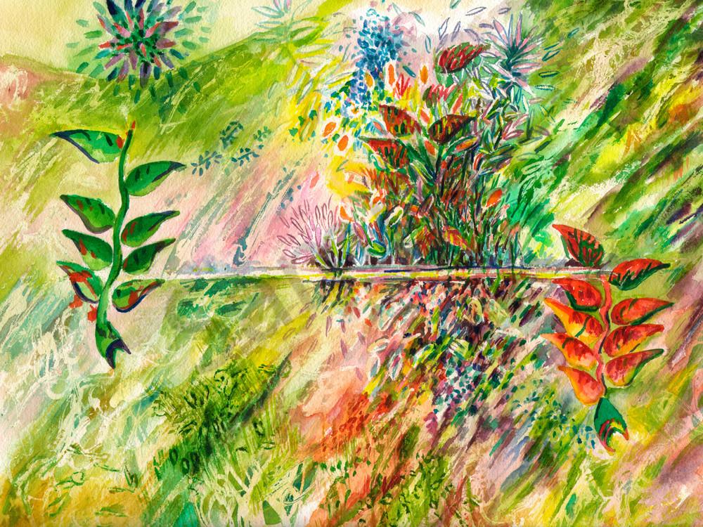 Morning Breeze Art   Marisela Bracho