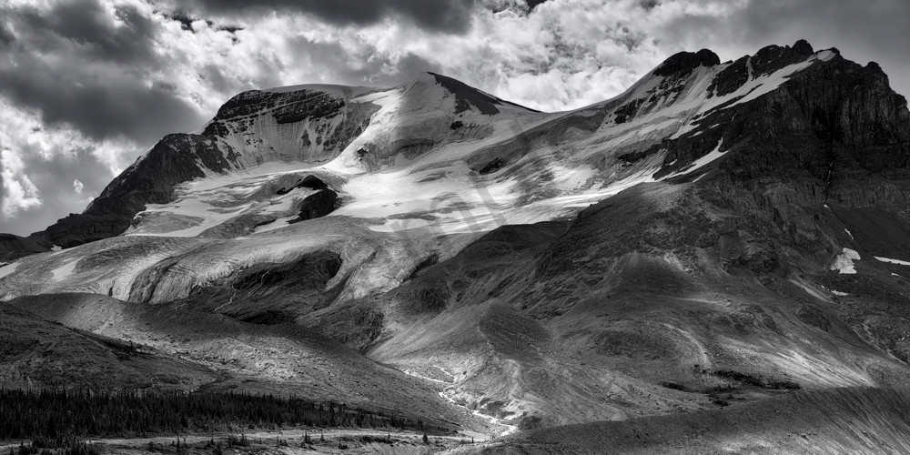 Mt. Athabasca at the Columbia Icefields.Banff National Park|Canadian Rockies|Rocky Mountains|