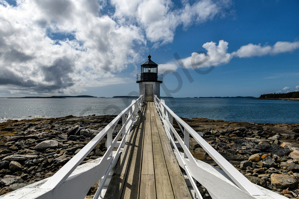 Forest Gump Lighthouse Art   Photography By Festine