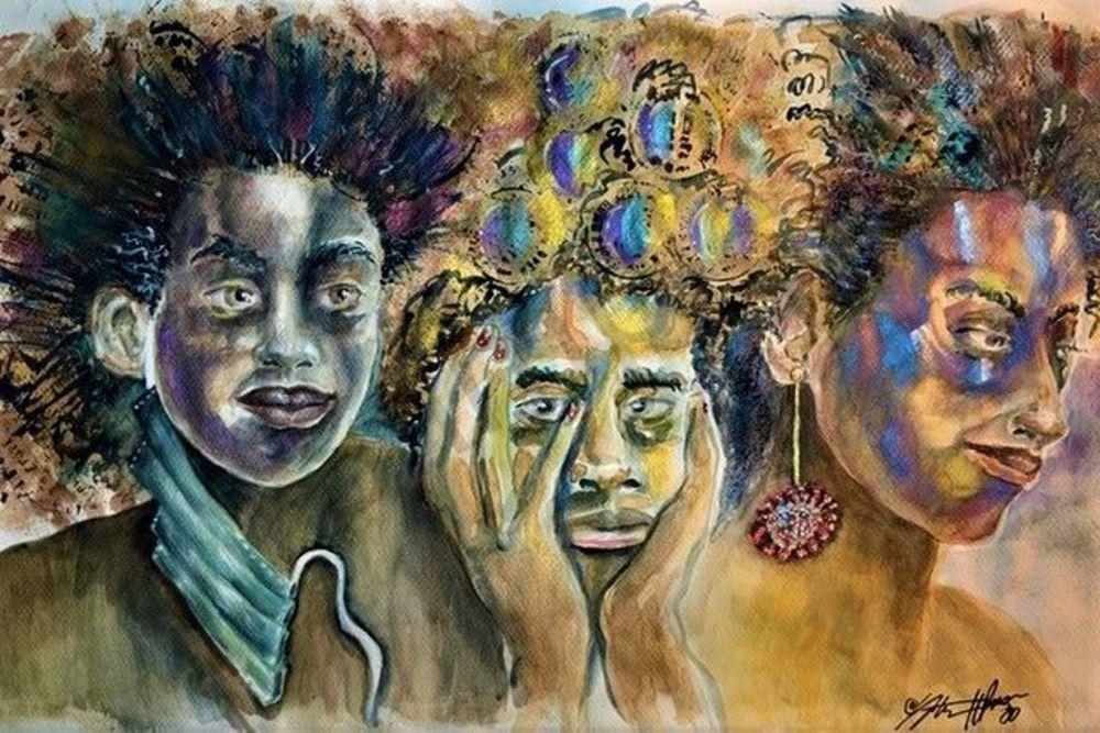 Sistahs Of Corona Art | Digital Arts Studio / Fine Art Marketplace