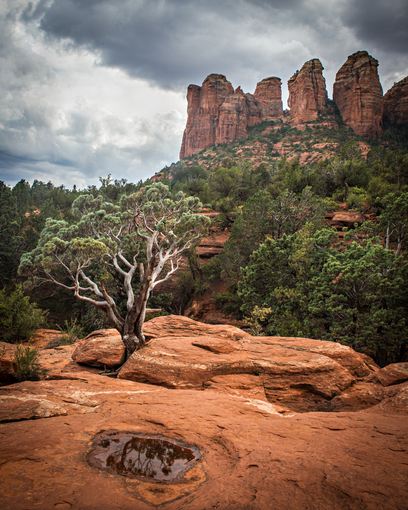 Sedona Drama Photography Art | Kim Bova Photography