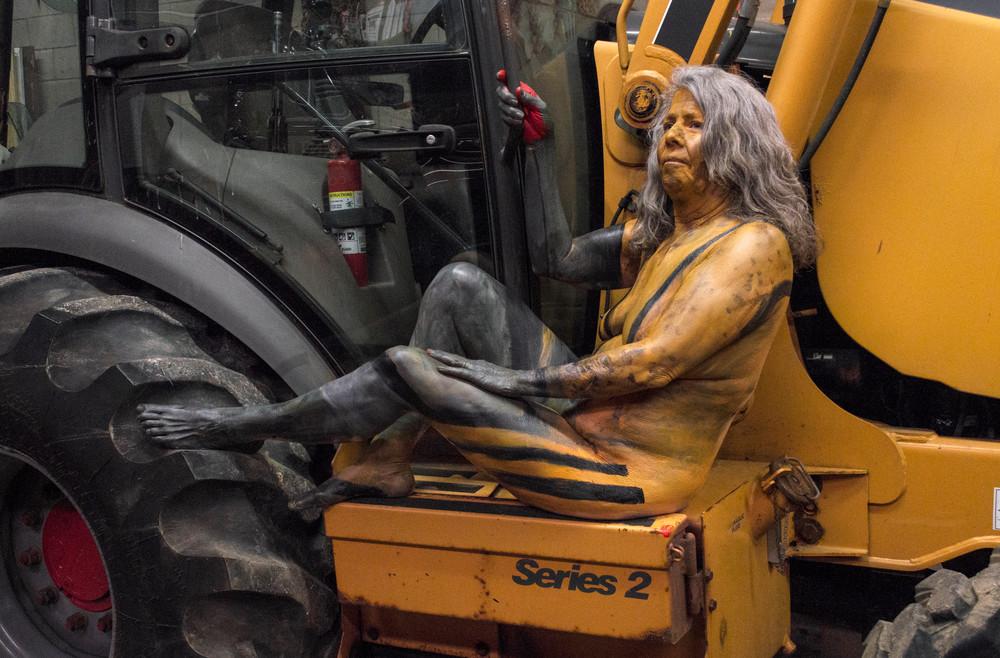 2017 Excavator Massachusetts Art   BODYPAINTOGRAPHY