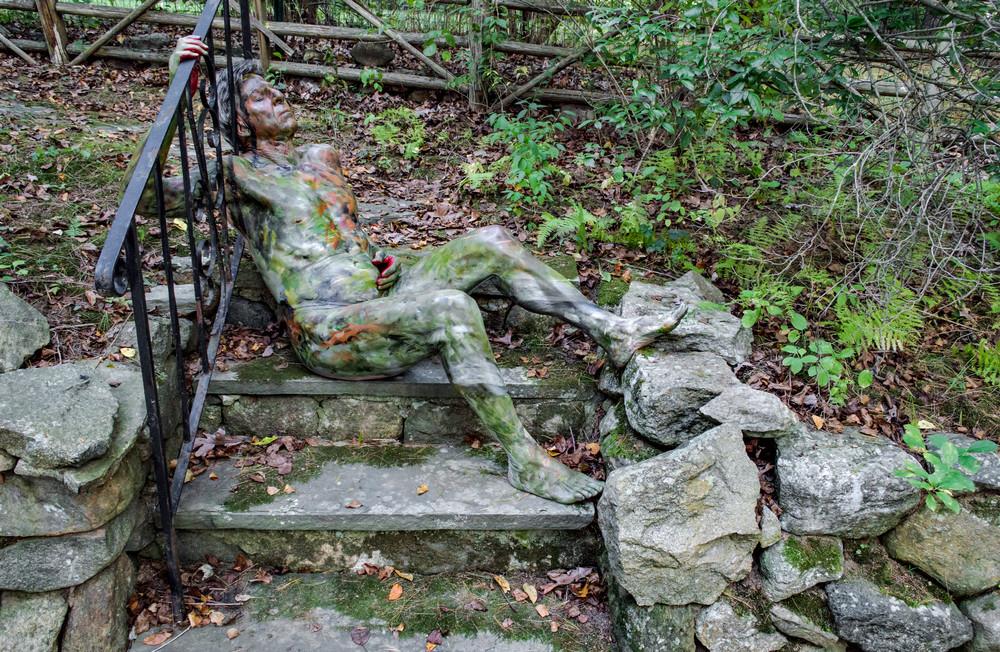 2017 Stone Steps Massachussetts Art   BODYPAINTOGRAPHY