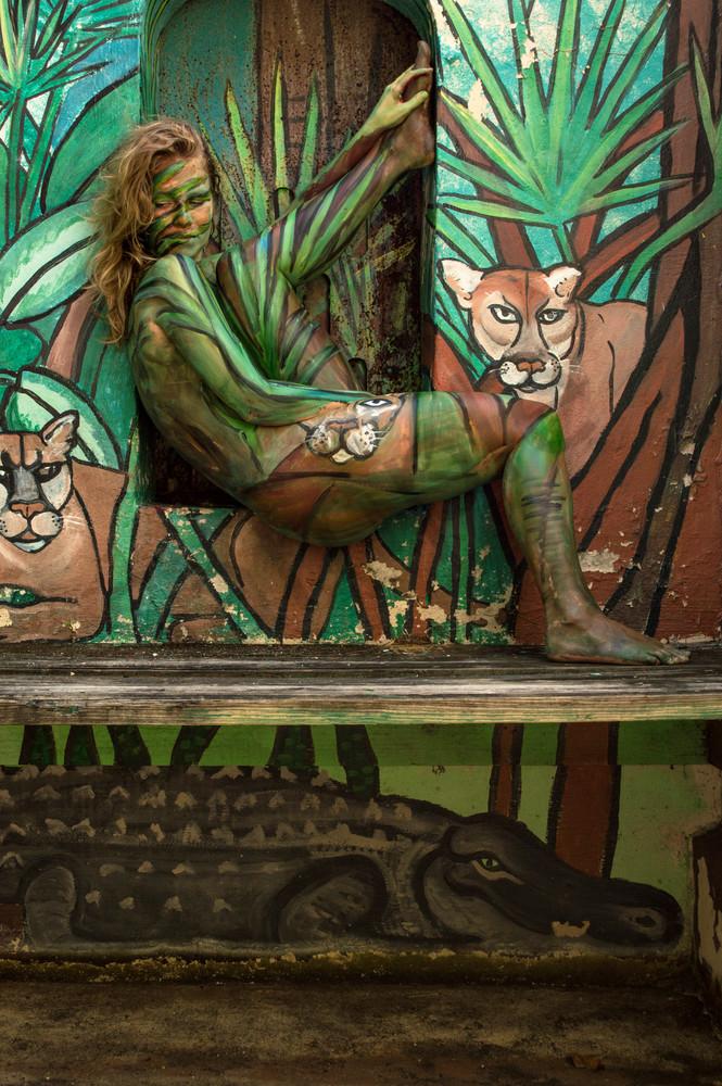 2014   Abandoned Zoo   Florida Art | BODYPAINTOGRAPHY