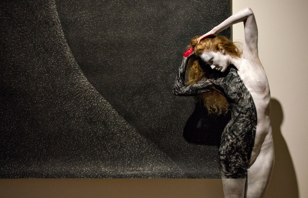2014   Black & White   Switzerland Art | BODYPAINTOGRAPHY