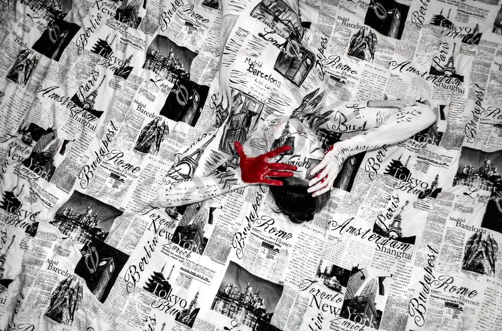 2015 News New York Art | BODYPAINTOGRAPHY
